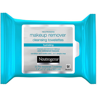NeutrogenaHydrating Make-Up Remover Cleansing Towelettes