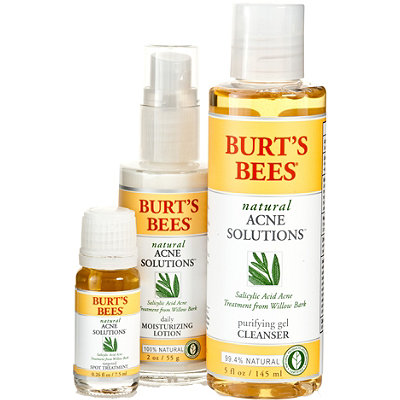Burt's Bees Natural Acne Solutions Regimen Kit
