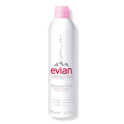 Evian Mineral SprayNatural Mineral Water Facial Spray