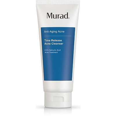 Anti-Aging Acne Time Release Acne Cleanser