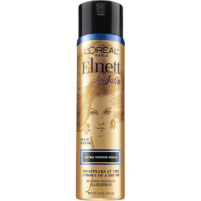 L'OréalElnett Satin Extra Strong Hold Hair Spray