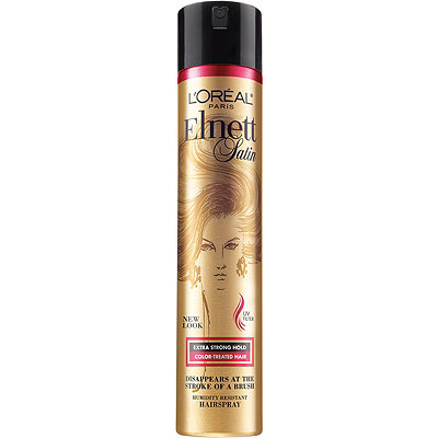 L'OréalElnett Satin Extra Strong Hold UV Hair Spray