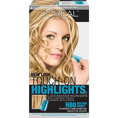 loreal highlighting kit instructions