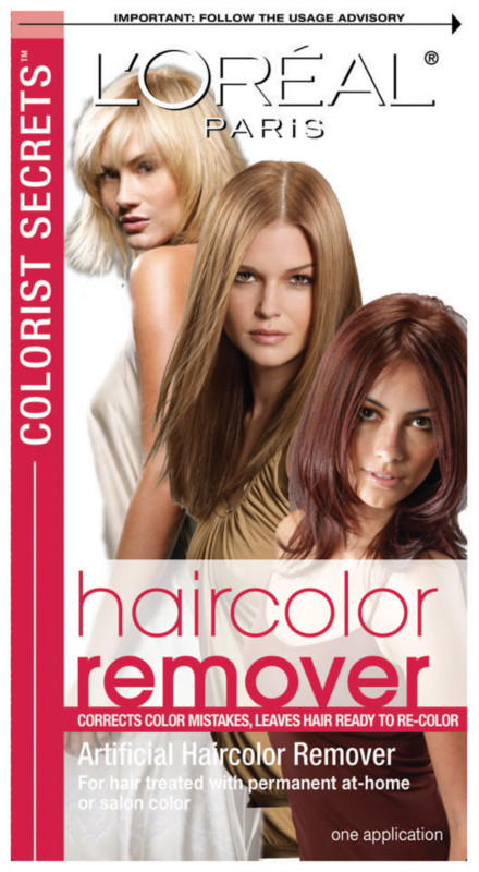 L Oreal Colorist Secrets Haircolor Remover Ulta Beauty