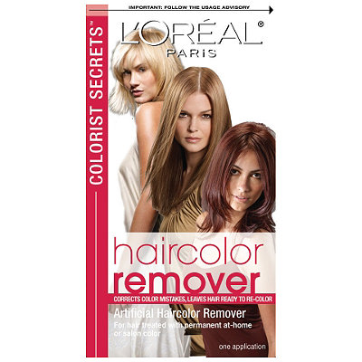 L'Oréal Colorist Secrets Haircolor Remover