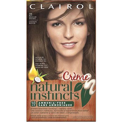 Natural Instincts Rich Color Creme Hair Color