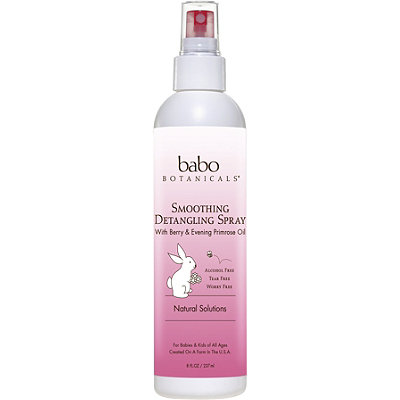 Babo Botanicals Online Only Smoothing Detangling Spray