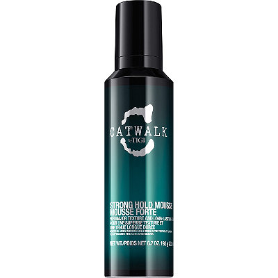 Tigi Catwalk Strong Hold Mousse
