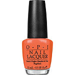 OPI Classic Nail Lacquer Hot & Spicy