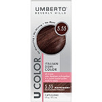 Umberto U Color Italian Demi Color Kit 5.55 Mahogany