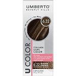 Umberto U Color Italian Demi Color Kit 6.32 Golden Brown