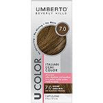 Umberto U Color Italian Demi Color Kit 7.0 Light Brown