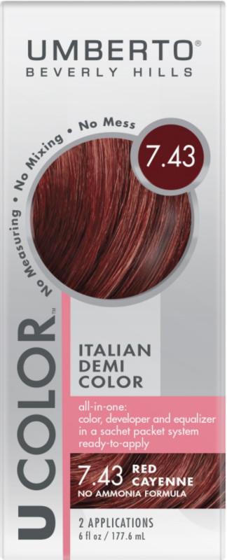 Umberto U Color Italian Demi Color Kit Ulta Beauty