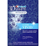 Crest3D White Whitestrips Vivid Teeth Whitening System