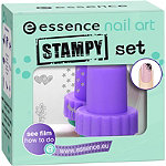 Nail Art Stampy Set