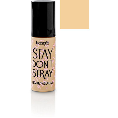 Benefit Cosmetics FREE Stay Don't Stray Eye Primer Deluxe Sample w/any $30 Benefit purchase