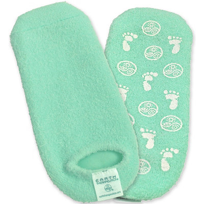 Earth Therapeutics Intensive All-Over Moisture Gel Booties