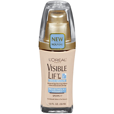 L'OréalVisible Lift Serum Absolute Foundation