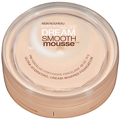 MaybellineDream Smooth Mousse Foundation
