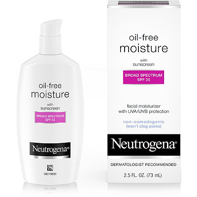 Oil free facial moisturizers apologise, but