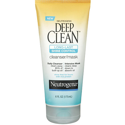 Neutrogena Deep Clean Long Lasting Cleansing Mask