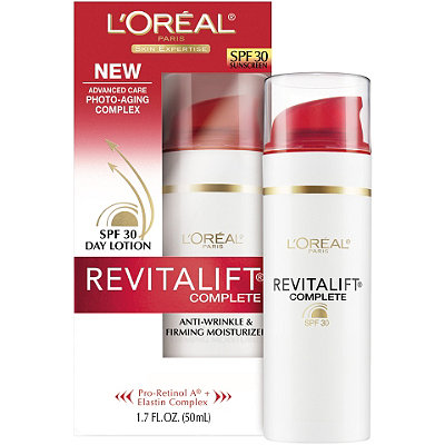 L'OréalRevitalift Complete SPF 30 Day Lotion