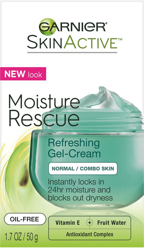SkinActive Moisture Rescue Refreshing Gel-Cream by garnier