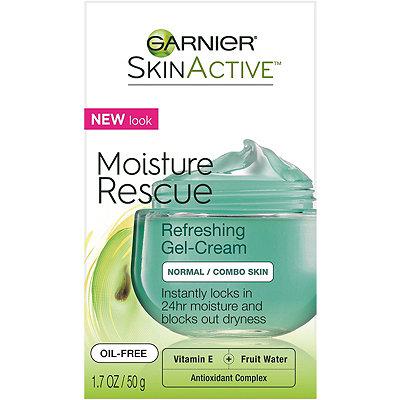 garnier skinactive moisture rescue refreshing gel cream