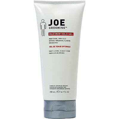 Joe Grooming Maximum Hold Gel