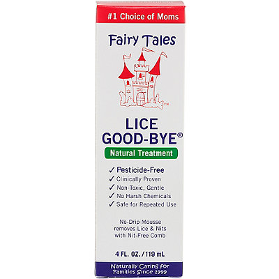 Fairy Tales Lice Good-Bye