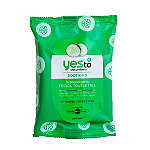 Yes to Yes To Cucumbers On-The-Go Facial Towelettes 10 Ct.