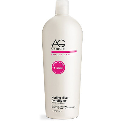 AG HairColour Care Sterling Silver Toning Conditioner