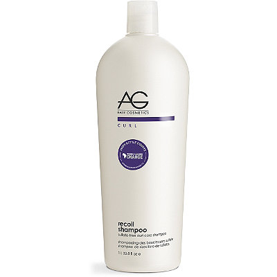 AG HairCurl Re:Coil Sulfate-Free Curl Care Shampoo