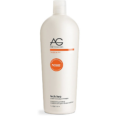 AG HairTherapy Tech Two Protein-Enriched Shampoo