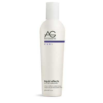 AG HairCurl Liquid Effects Extra-Firm Styling Lotion