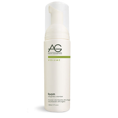 AG Hair Volume Foam Weightless Volumizer