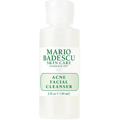 Mario Badescu Travel Size Acne Facial Cleanser