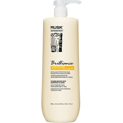 Rusk Sensories Brilliance Color-Protecting Leave-In Conditioner