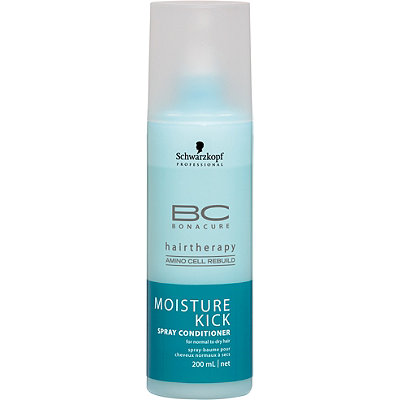 BC Hairtherapy Moisture Kick Spray Conditioner