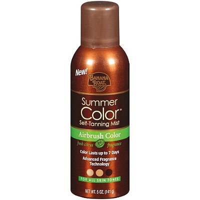 Banana Boat Summer Color Self-Tanning Mist