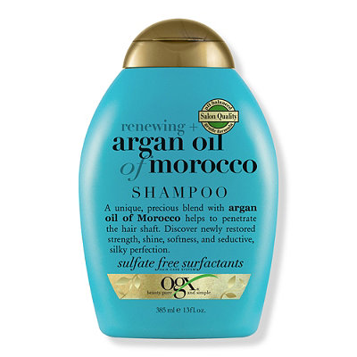 Image result for organix renewing moroccan argan oil shampoo