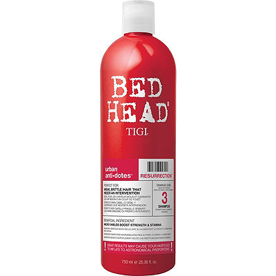 TigiBed Head Urban Antidotes Resurrection Shampoo
