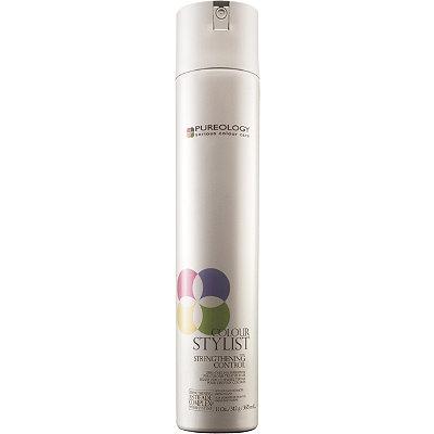 Colour Stylist Strengthening Control Zero Dulling Hairspray