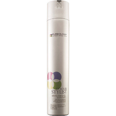 Pureology Travel Size Colour Stylist Strengthening Control Zero Dulling Hairspray