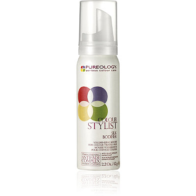Pureology Travel Size Colour Stylist Silk Bodifier Volumizing Mousse