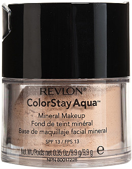 Colorstay Mineral Foundation by Revlon #20