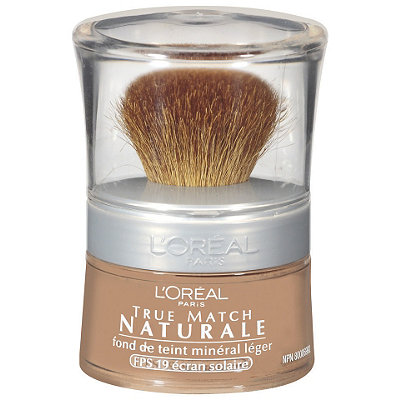 True Match Naturale Powdered Mineral Foundation SPF 19