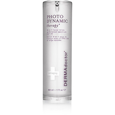 DermadoctorPhotodynamic Therapy 3-in-1 Facial Lotion with Broad Spectrum SPF 30