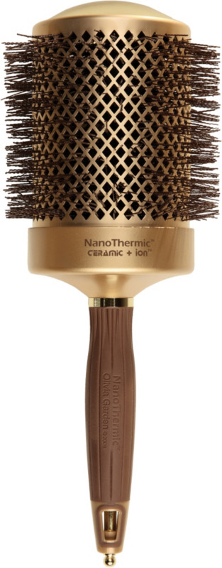 Nanothermic Brush