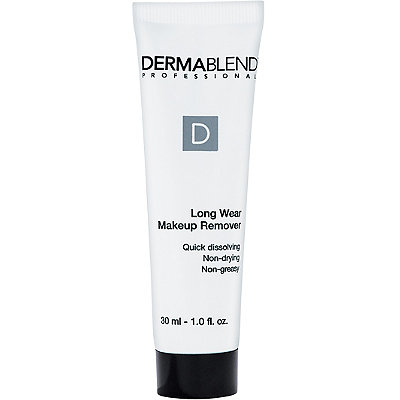 Dermablend FREE deluxe sample Long Wear Makeup Remover w/any $27 Dermablend purchase